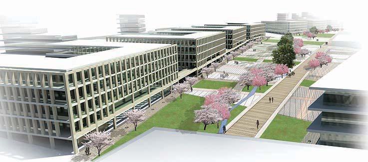 ConcorsoNazionale per 720 alloggi alla Città Militare della ...